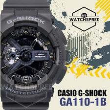 Casio G-Shock Hyper Colors Series Watch GA110-1B