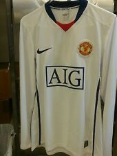 NWT Authentic Nike 2008 Manchester United Player Issue GIGGS L/S Jersey L