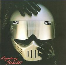 Legendary Hearts by Lou Reed (CD, Feb-2010, Iconoclassic Records)
