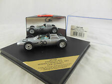 Scarce Quartzo Q4108 Porsche 804 Winner Franch GP 1962 Dan Gurney Racing no. 30