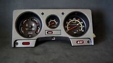 TOYOTA LAND CRUISER FJ60 INSTRUMENT GAUGE CLUSTER.RESTORED TO EXCELLEN CONDITION