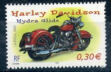 STAMP / TIMBRE FRANCE NEUF N° 3514 ** MOTO / HARLEY DAVIDSON HYDRA GLIDE
