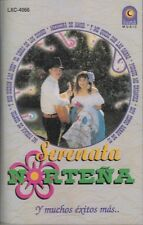 SERENATA NORTENA MI FORMA DE SENTIR Cassette NEW NUEVO SEALED