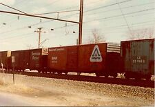 K845 RP 1980 BANGOR & AROOSTOOK RAILROAD BOX CAR GLENDALE MD THRU FREIGHT