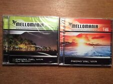 Mellomania 14 +  15 [2x 2 CD Album] NEU OVP  Pedro del Mar