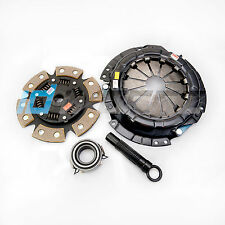 COMPETITION STAGE 4 CLUTCH KIT FOR SUBARU IMPREZA WRX STI 2.5L TURBO PULL TYPE