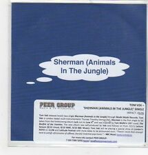 (FL300) Sherman (Animals In The Jungle), Tom Vek - DJ CD