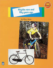 Longman Book Project: Non-Fiction: Level A: History of Transport Topic: Bicycles