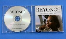 BEYONCE Best Thing I Never Had Rare 2011 Japan 1-Track CD