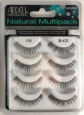 100% Authantic ARDELL Natural Multipack 110 Black 61407 + Free Shipping