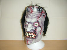 FRANKENSTEIN SCARY ADULT HALLOWEEN LATEX MASK NEW WRESTLING FANCY DRESS COSTUME