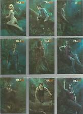 "True Blood Premiere - ""Do Bad Things"" 9 Card Chase Set D1-D9"
