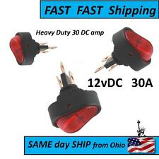12v / 12 volt  - - - HD switch 30 amp