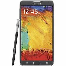 MINT  UNLOCKED  AT&T Samsung Galaxy Note 3 III N900A 32GB Smartphone Clean IMEI