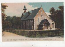 Le Touquet Paris Plage Chapelle Anglicane LL 201 France Vintage Postcard 348b