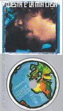 CD--JOVANOTTI -  - - SINGLE -- QUESTA E'LA MIA CASA