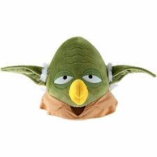 "Official Angry Birds Star Wars 8"" Plush Toy From Series 2 - Yoda"