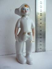 Young Red Army soldier with binocular Antique USSR russian porcelain figurine s