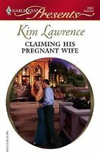 Claiming His Pregnant Wife (Harlequin Presents), Lawrence, Kim, Good Book