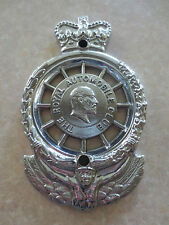 Vintage English RAC car badge for Austin Morris MG Riley Rover Wolseley Jaguar