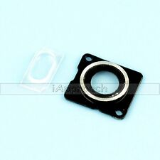 RING + REAR BACK CAMERA GLASS LENS COVER + FLASH DIFFUSER FOR IPHONE 5S