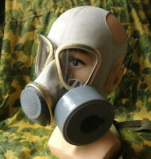 New Mask Surplus Vietnam 69 Type Chinese Full Face gas mask with pouch-M002