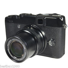 Fujifilm X10 12 MP 7.1-28.4mm Digital Camera with f2.0-f2.8 4x Optical Zoom Lens