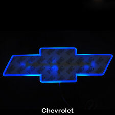LED Car Tail Logo Auto Badge Light Blue Light for Chevrolet/ Holden Cruze