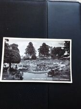 Postcard Unused The Dingle Shrewsbury St Chad's Church  Old Undated M1400