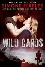 Wild Cards by Simone Elkeles (2013, Hardcover)