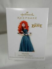 2012 Hallmark Keepsake Ornament Merida Disney Pixar Brave