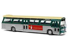 NEW ! HO 1:87 scale Busch 44507 CHICAGO Fishbowl City Bus (Teal )