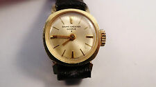 BAUME & MERCIER vintage ladies watch 14k solid gold handwinder