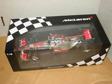 Minichamps 101801 1/18 scale / J BUTTON 2010 / Vodafone McLaren Mercedes MP4-25