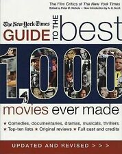 The New York Times Guide to the Best 1,000 Movies Ever Made (Film Critics of th