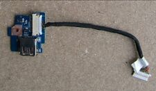 Packard Bell Easynote TR85 TR87 MS2266 USB Socket Board + Cable 48.4FA04.011