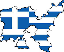 "Auto Aufkleber ""Limnos"" Griechenland Greece Decal Sticker!"