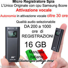 MICRO GRABADORA DE AUDIO VOCAL 16GB SPY LUZ VOICE GRABADORA TELÉFONO USB