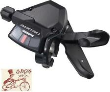 SHIMANO DEORE M590 RAPID FIRE 9-SPEED BLACK REAR BICYCLE RIGHT SHIFTER