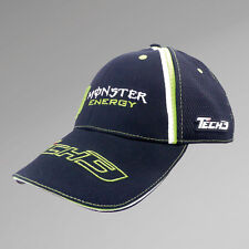 Official 2016 Tech 3 Monster MotoGP Baseball Cap
