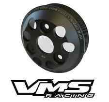 VMS Racing Light Weight Aluminum Water Pump Pulley 12-16 Subaru Impreza 15+ WRX