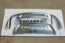 stainless steel VW Volkswagen Touareg 2011-14 bumper board guard skid plate bar