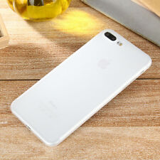 For iPhone 7 / 7 Plus 0.3mm Ultra Thin Slim Crystal Clear PP Soft TPU Case Cover