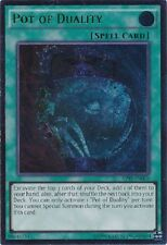 Yu-Gi-Oh! - AP05-EN003 - Pot of Duality - Ultimate Rare - Mint