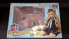 Eiyuu Senki Gold King Arthur Embrace Japan 1/8 PVC Figure