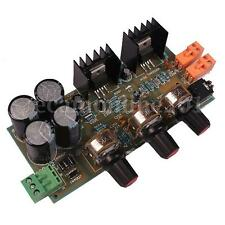 TDA2030A 6-18V Audio Dual Power Amplifier Board Module 15W AC/DC 4-8Ω Assembled