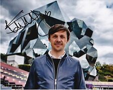 DJ Martin Solveig Autographed 8x10 Photo (Reproduction)  2