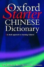 The Starter Oxford Chinese Dictionary by , Good Book