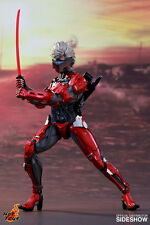 Hot Toys Metal Gear Rising:Revengence RAIDEN Inferno Armor Version 1/6 Scale New