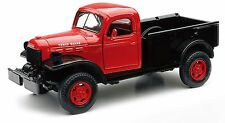 1946 Dodge Power Wagon Pickup 1:32 Scale Diecast car model made by Newray Toys
